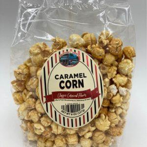 caramel corn change desc