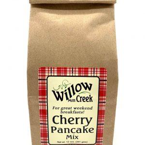 cherry pancake 1