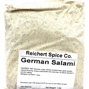 german salami