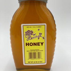henrys honey 32oz