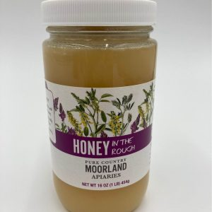 honey in the rough front
