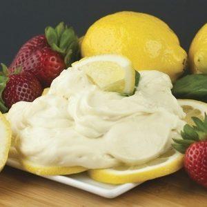lemon cheesecake 1