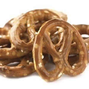 mini deli pretzels