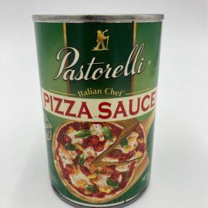 pastorelli pizza front