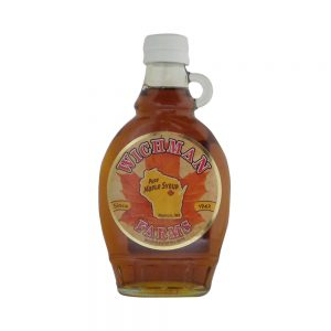 Wichman Farms Maple Syrup-8 oz.-0