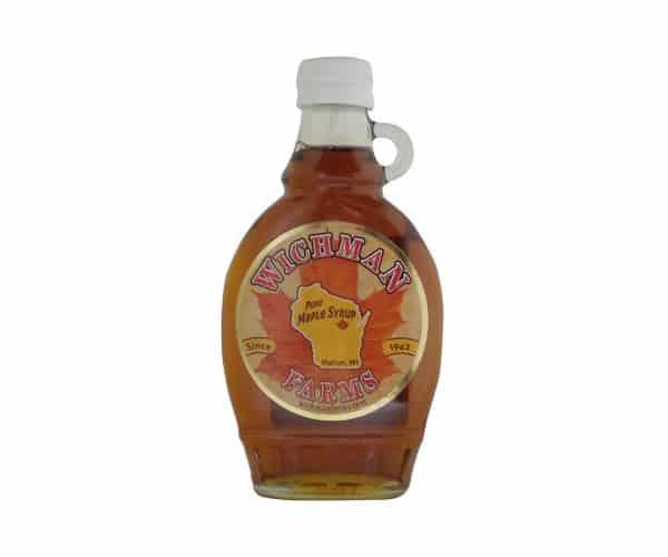 Wichman Farms Maple Syrup-8 oz.-0