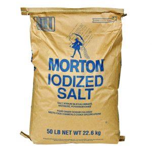 Iodized Salt-0