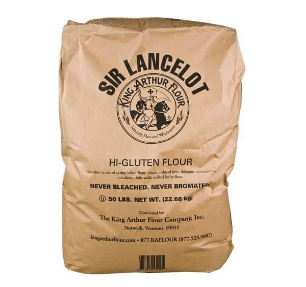 King Arthur Sir Lancelot Hi-Gluten Flour -0