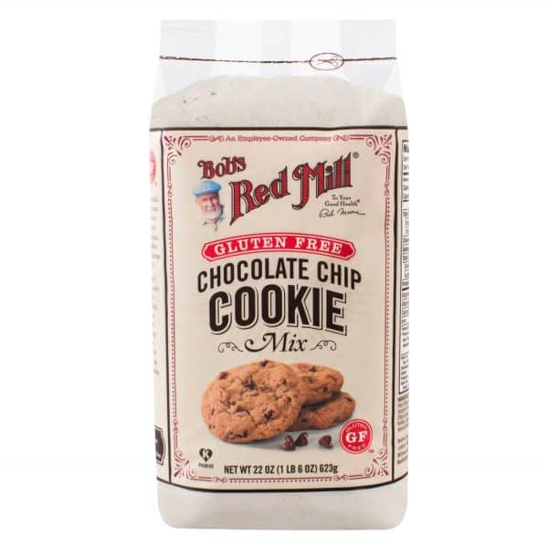 Bob's Red Mill Gluten Free Chocolate Chip Cookies Mix - 22 oz. -0