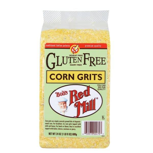 Bob's Red Mill Corn Grits/Polenta Gluten Free - 24 oz. -0