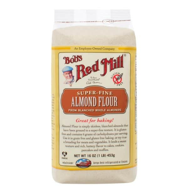 Bob's Red Mill Gluten Free Almond Flour 16 oz. -0
