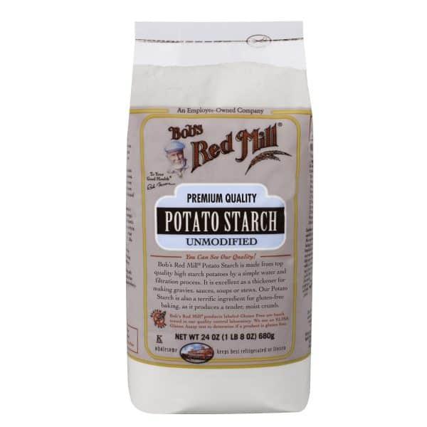 Bob's Red Mill Gluten Free Potato Starch - 24 oz. -0