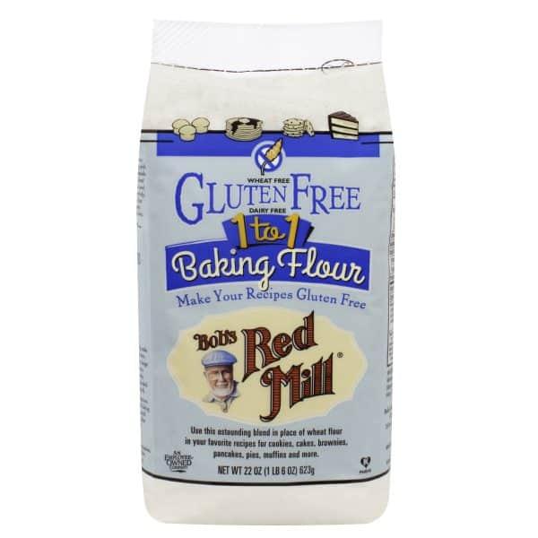 Bob's Red Mill Gluten Free 1 to 1 Baking Flour - 22 oz. -0