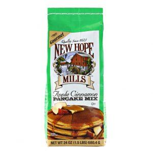 Apple Cinnamon Pancake Mix - 1.5#-0