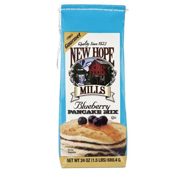 Blueberry Pancake Mix - 1.5#-0