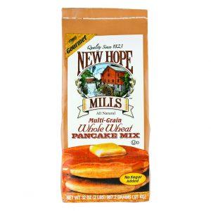 Whole Wheat Pancake Mix 2#-0