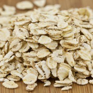 Hulled Barley Flakes -0