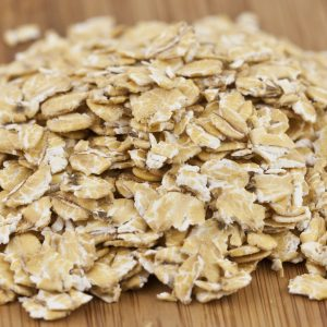 Rolled Wheat Flakes -0