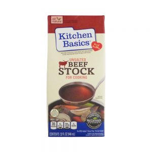 Unsalted Beef Stock - 32 oz.-0