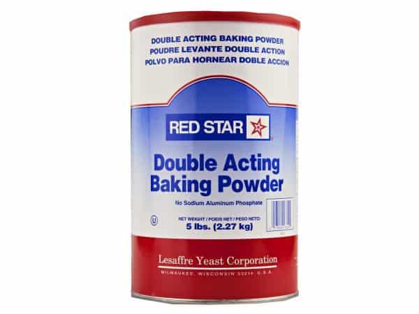 Baking Powder - No Alum-0