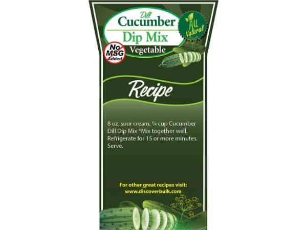 Cucumber Dill Dip Mix-0