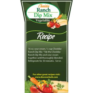 Cheddar Ranch Dip Mix-0