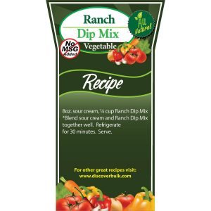 Dip Mix - Ranch (no MSG)-0