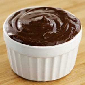 Instant Chocolate Pudding -0