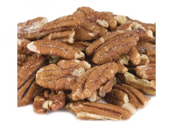 Roasted & Salted Mammoth Pecans -0
