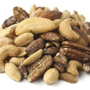Roasted & Salted Mixed Nuts w/ Peanuts -0