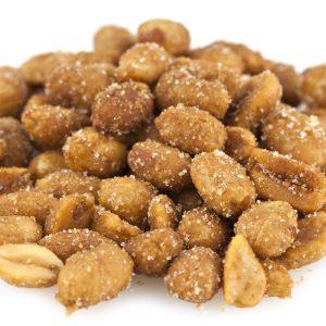 Honey Roasted Peanuts -0