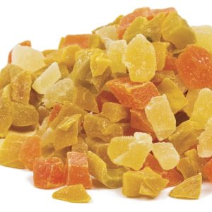 Diced Tropical Mixed Fruit -0