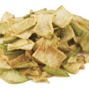 Green Apple Chips w/ Cinnamon -0