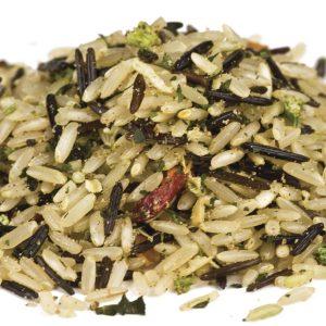 Brown & Wild Rice Pilaf-0