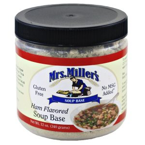 Mrs. Miller's Ham Soup Base - 12 oz. -0