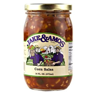 Jake & Amos Corn Salsa - 16 oz. -0