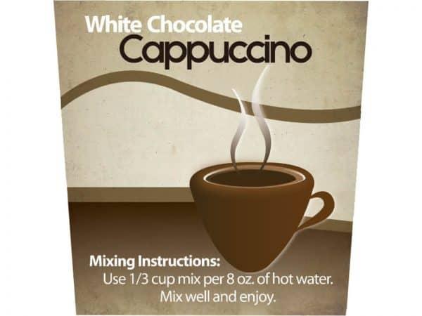 White Chocolate Cappuccino -0