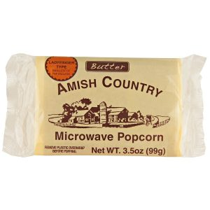 Amish Country Microwave Popcorn - Butter - 10 pack - 3.5 oz.-0