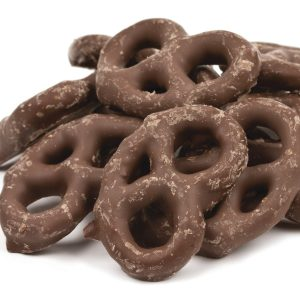 Mini Chocolate Coated Pretzels-0