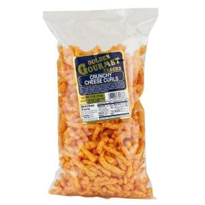 Gourmet Crunchy Cheese Curls - 11 oz.-0