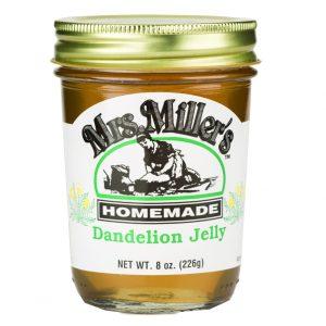 Mrs. Miller's Dandelion Jelly - 8 oz. -0