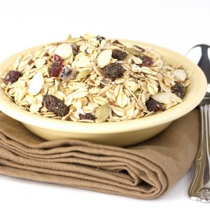 All Natural Swiss Style Muesli -0