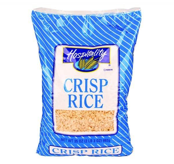 Crisp Rice Cereal - 35 oz. -0