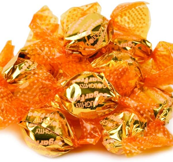 Sugar Free Butterscotch Hard Candy -0