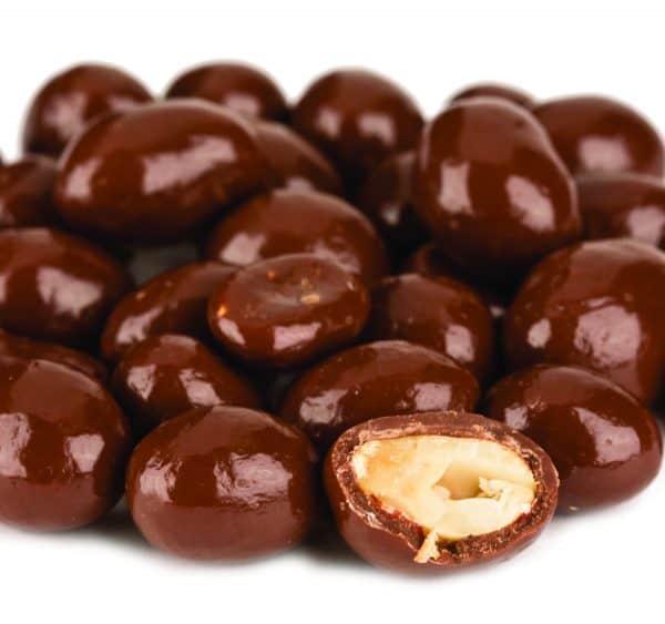 No Sugar Added Milk Chocolate Peanuts -0