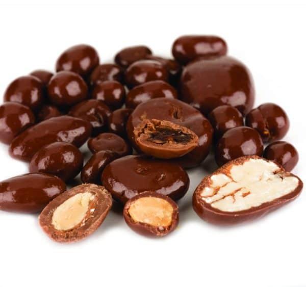 No Sugar Added Milk Chocolate Bridge Mix -0