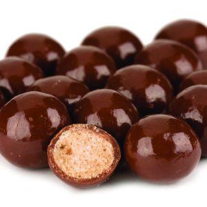 Reduced Sugar Milk Chocolate Malt Balls-0