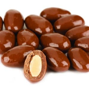 Milk Chocolate Covered Almonds -0