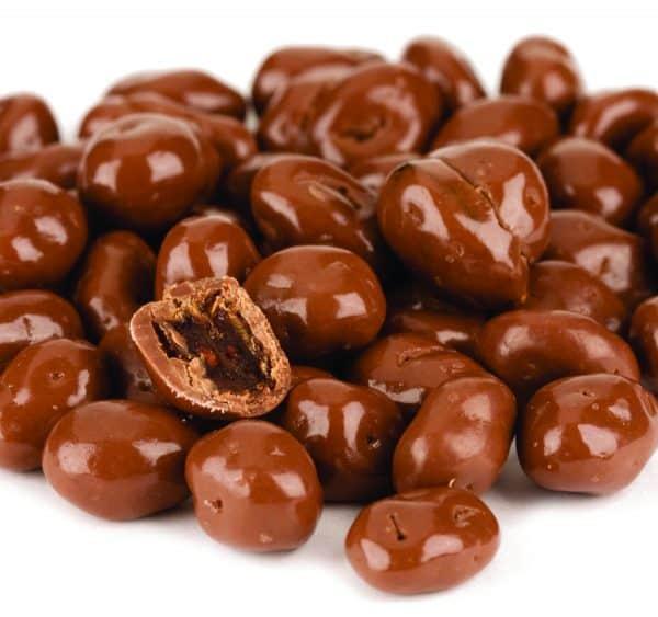 Milk Chocolate Covered Raisins -0