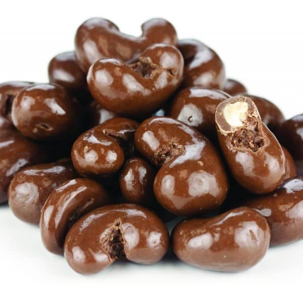Milk Chocolate Covered Cashews -0